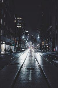 night, dark, nightlife